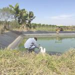 Monitoramento ambiental industria