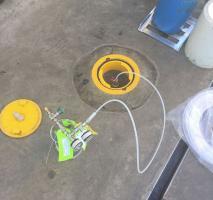 Monitoramento ambiental em postos de combustíveis